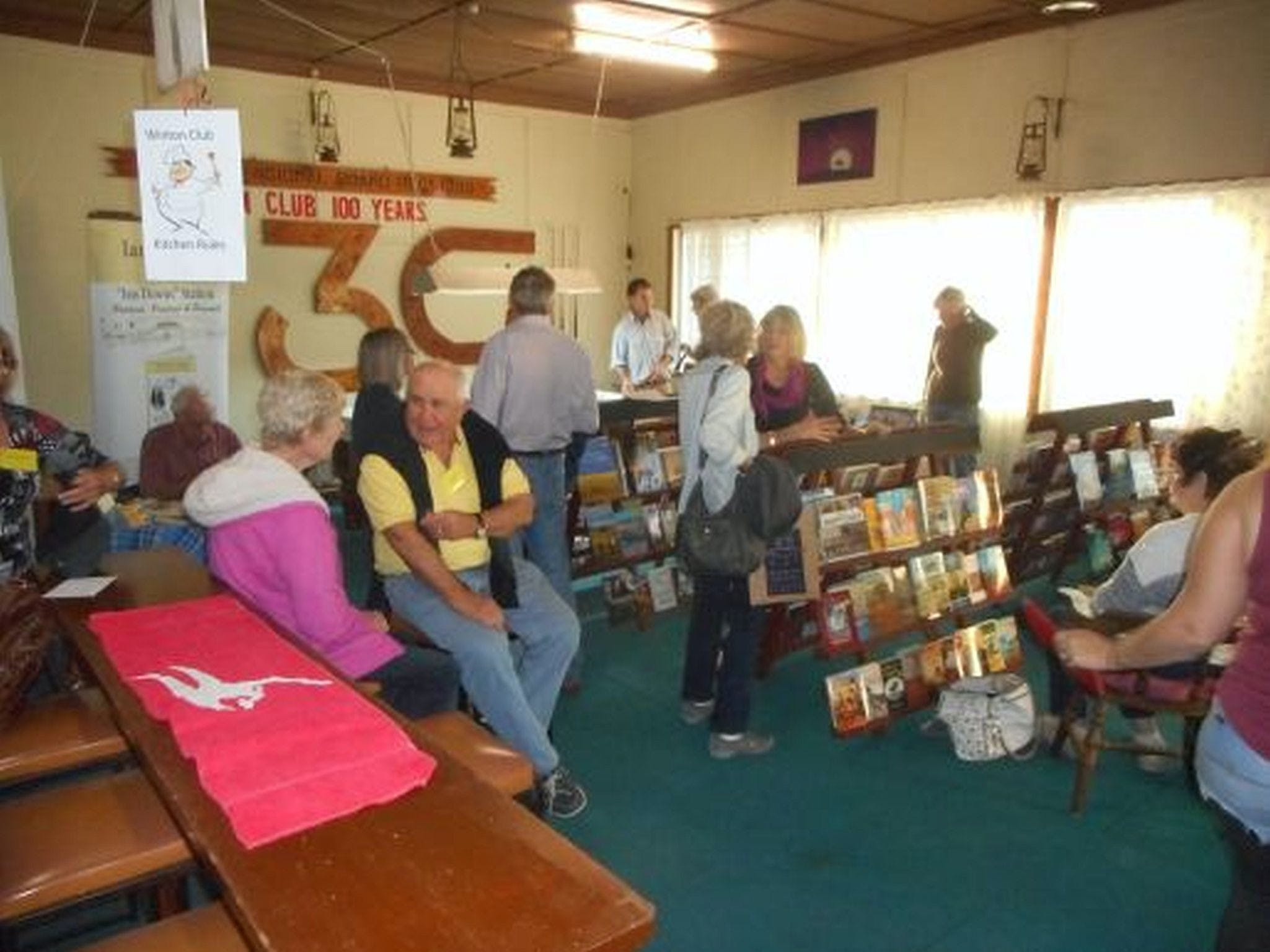 Outback Writers Festival - Lightning Ridge Tourism