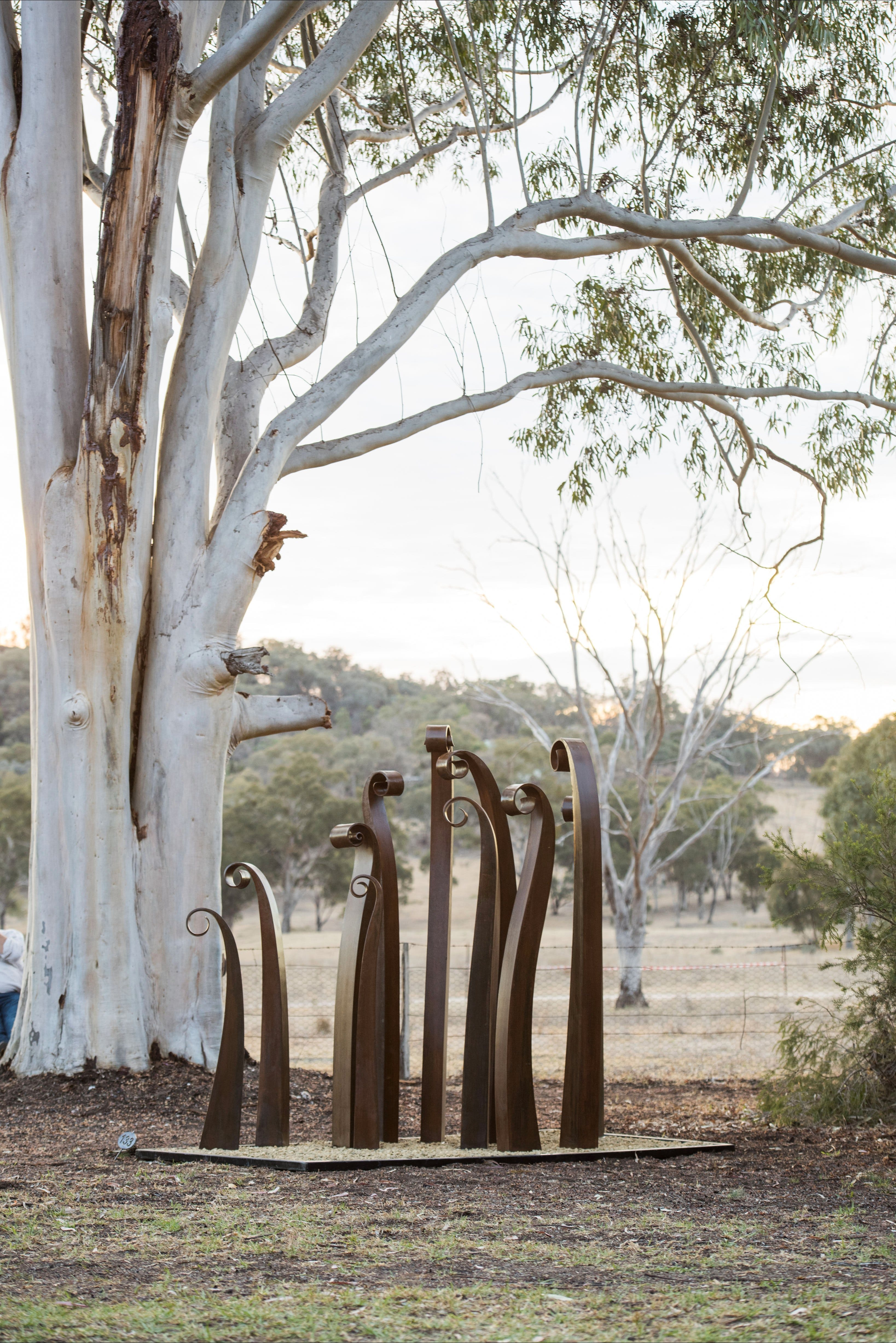 Sculptures in the Garden - Lightning Ridge Tourism
