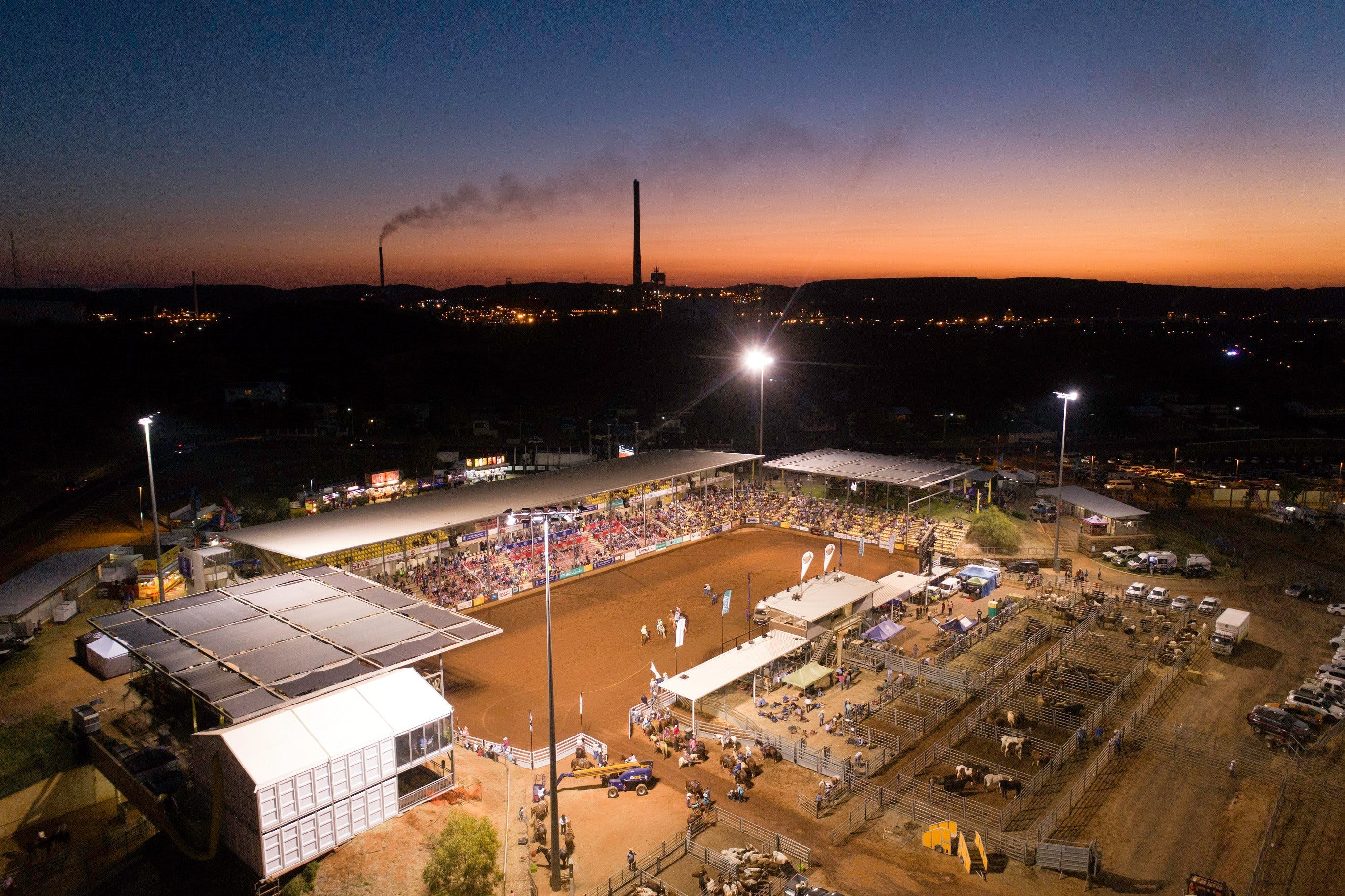 The 2020 Virtual Mount Isa Mines Rodeo - Lightning Ridge Tourism