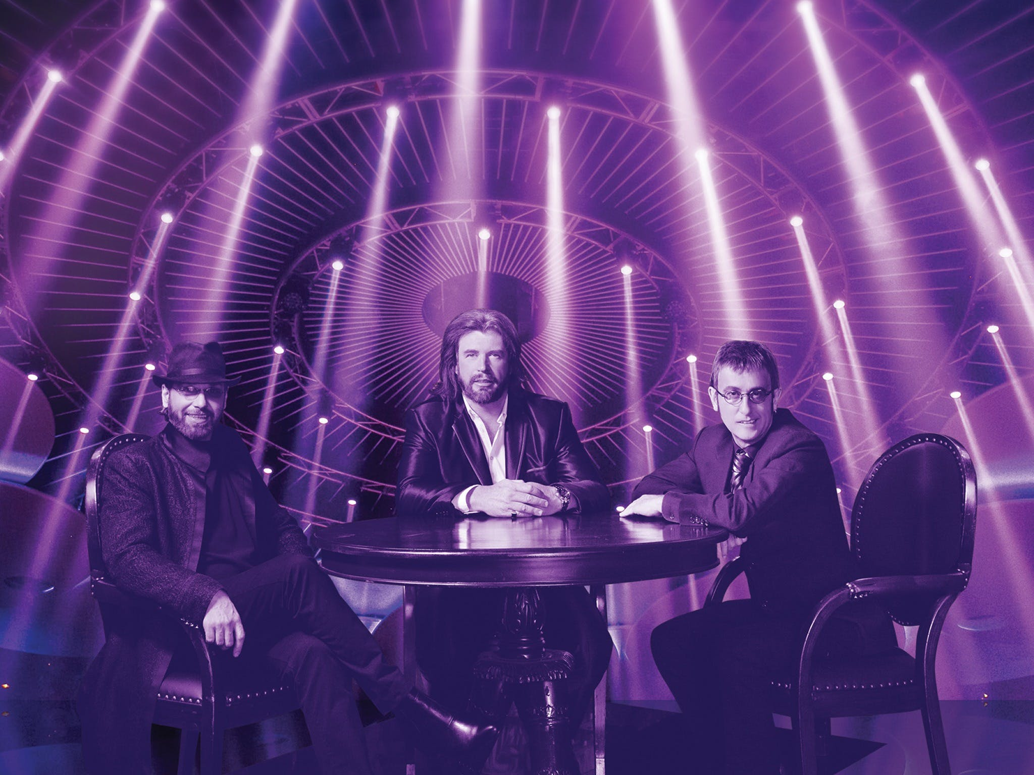 The Australian Bee Gees Show - 25th Anniversary Tour - Wyong - Lightning Ridge Tourism