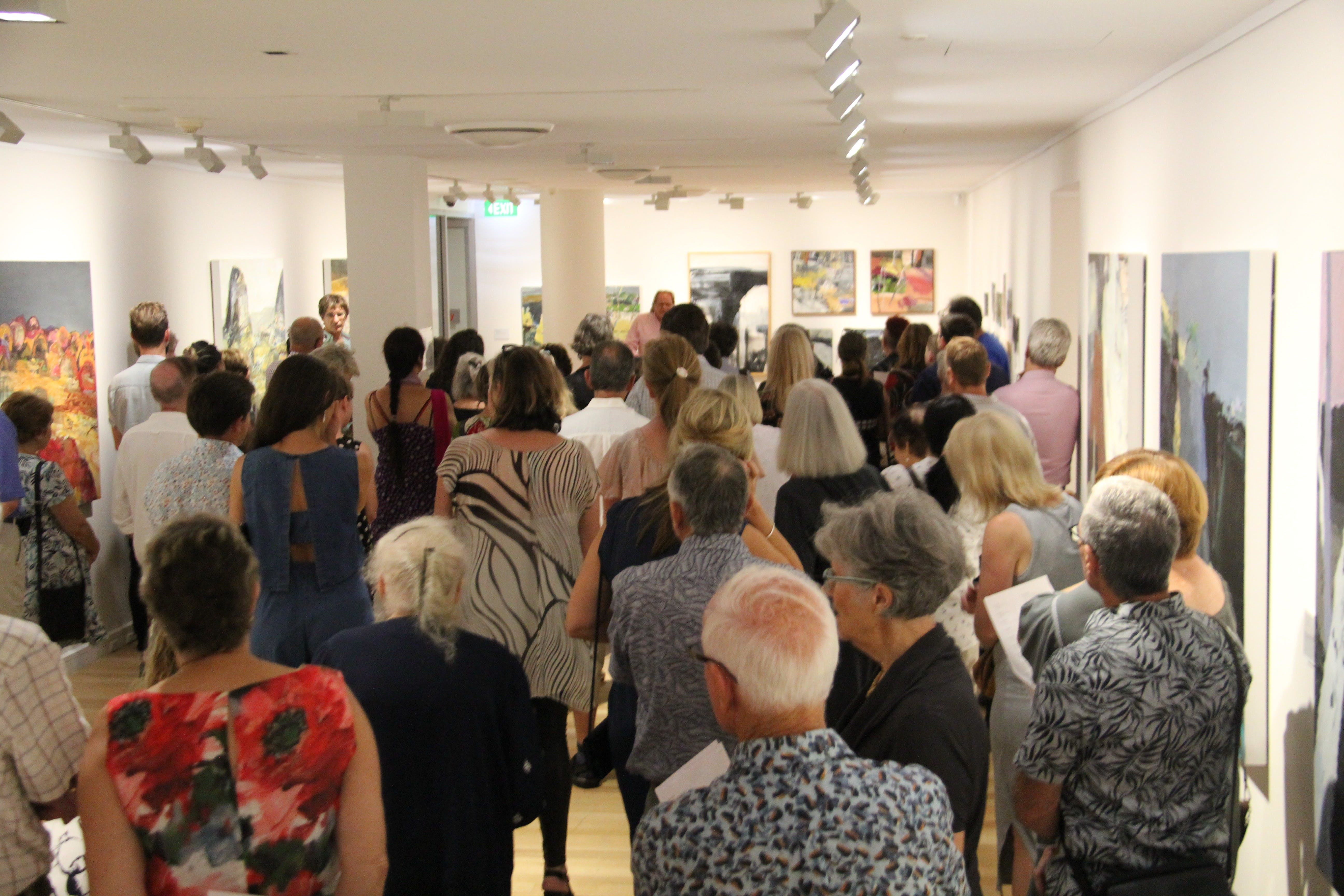 'Reasonable and Necessary Prints and Artist Books by Artel Artists' Floor Talk - Lightning Ridge Tourism
