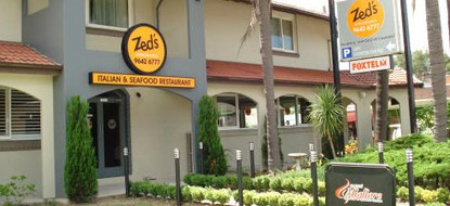 Zed's At The Inn - Lightning Ridge Tourism