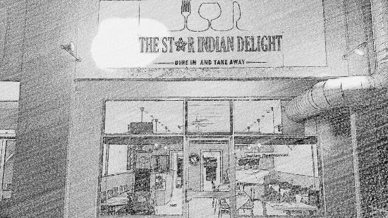 The Star Indian Delight - Lightning Ridge Tourism