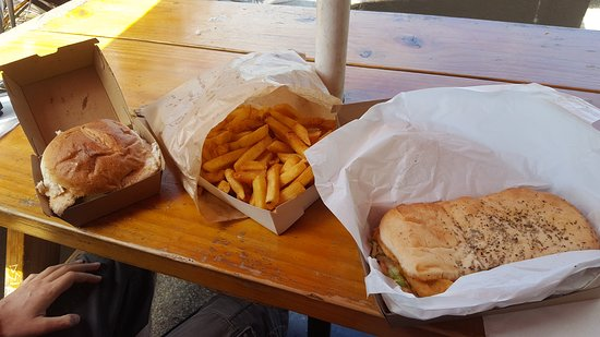 The Salty Dog Fish  Chippery - Lightning Ridge Tourism