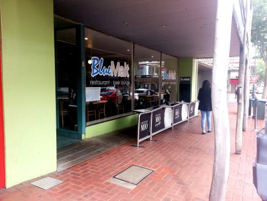 Blue Malt Restaurant - Lightning Ridge Tourism