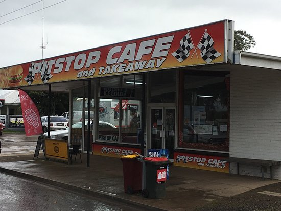 Pitstop Cafe - Lightning Ridge Tourism