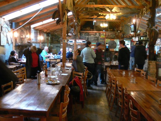 Rawson Stockyard Bar  Bistro - Lightning Ridge Tourism