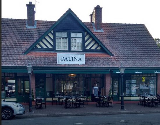 Cafe Patina - Lightning Ridge Tourism