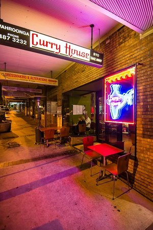 Wahroonga Curry House - Lightning Ridge Tourism