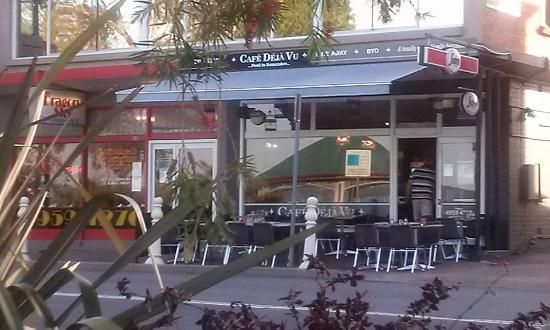 Cafe Deja Vu Toronto - Lightning Ridge Tourism
