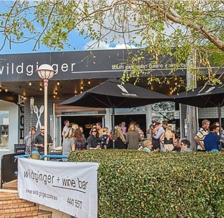 Wild Ginger - Lightning Ridge Tourism