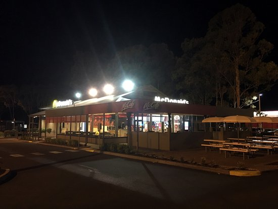 Mcdonald's Family Restaurants - Lightning Ridge Tourism