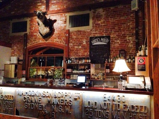 Webb  Co bar - Lightning Ridge Tourism