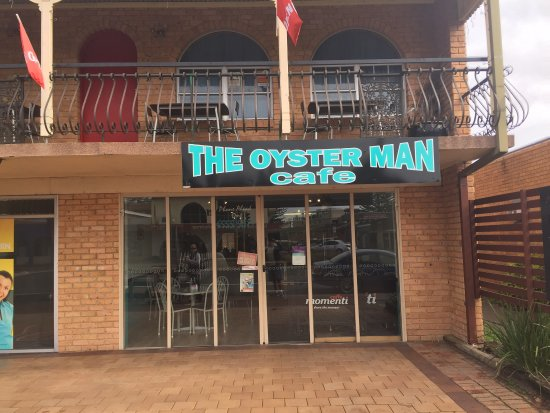 The Oyster Man Cafe - Lightning Ridge Tourism