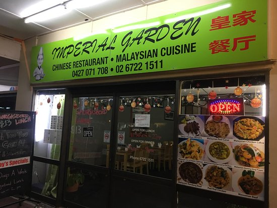 Imperial Garden Chinese Malaysian Cuisine - Lightning Ridge Tourism