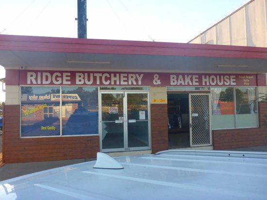Ridge Bakehouse - Lightning Ridge Tourism