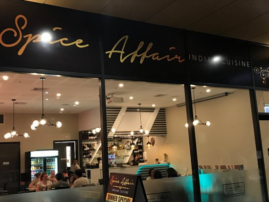 Spice Affair Indian Cuisine - Lightning Ridge Tourism