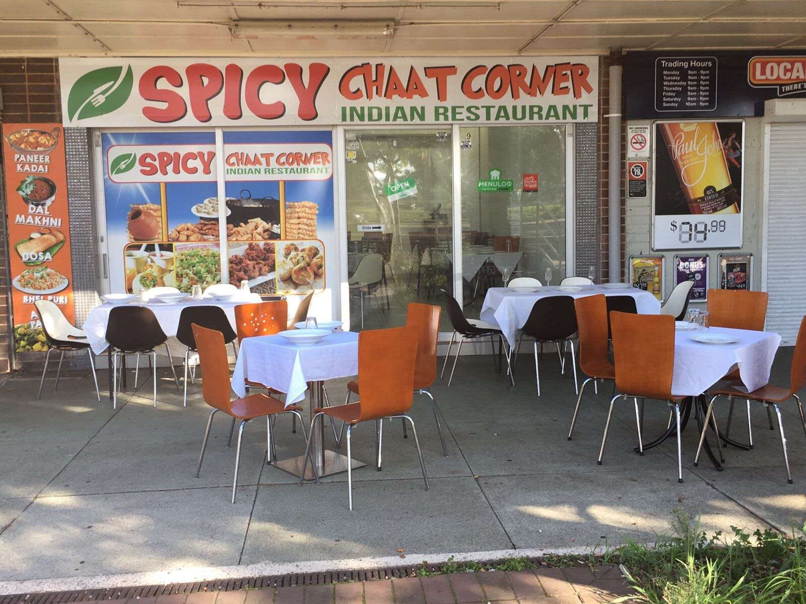 Spicy Chaat Corner - Lightning Ridge Tourism