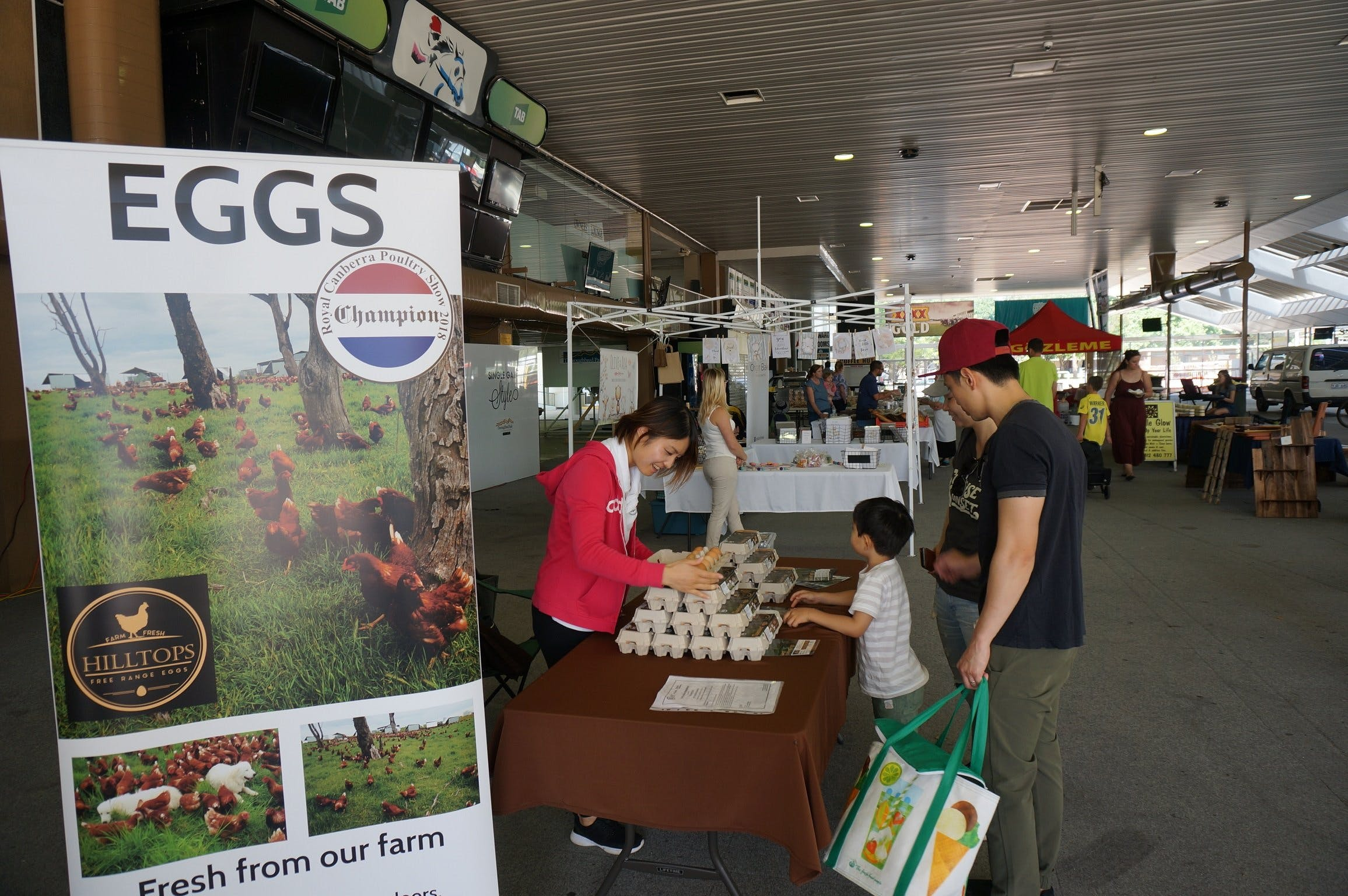 Northside Family Farmers Markets - Lightning Ridge Tourism