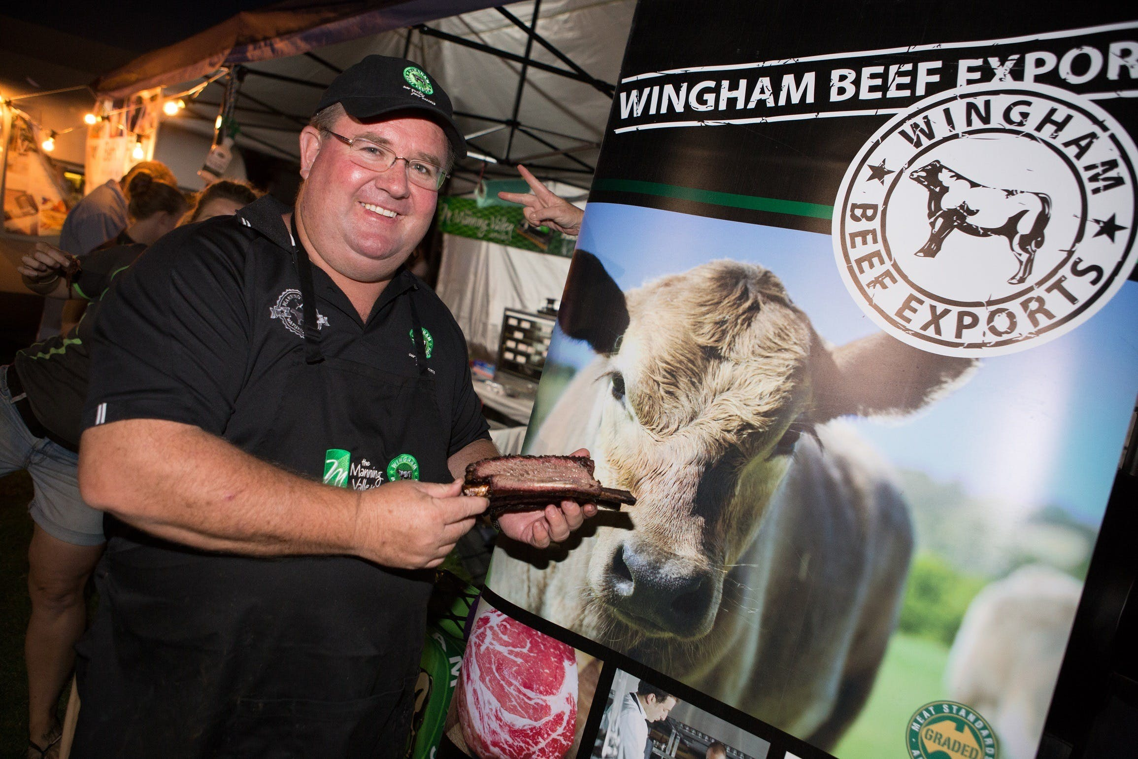 Wingham Beef Exports - Lightning Ridge Tourism