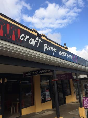 Craft Punk Espresso - Lightning Ridge Tourism