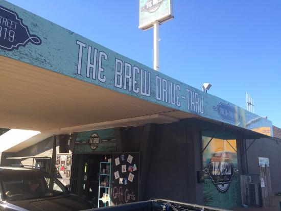 The Brew Drive Thru - Lightning Ridge Tourism