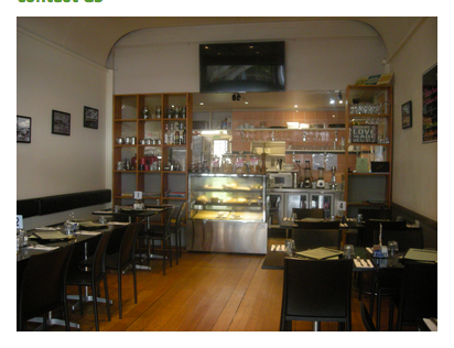 Essence Cafe on the Boulevard - Lightning Ridge Tourism