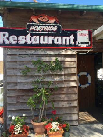 Portside Seafood Restaurant - Lightning Ridge Tourism