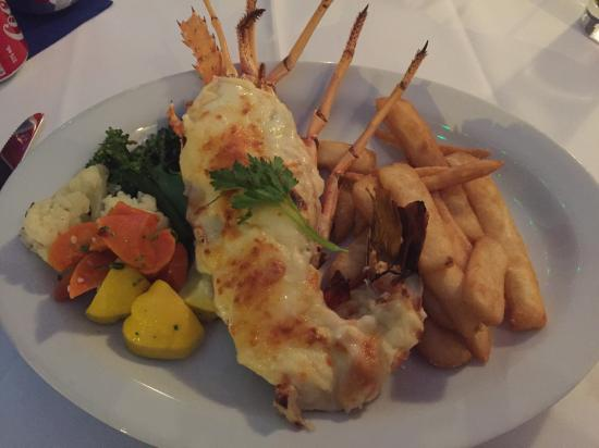 Sea Change Restaurant - Lightning Ridge Tourism