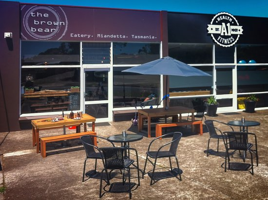 The Brown Bear Eatery - Lightning Ridge Tourism