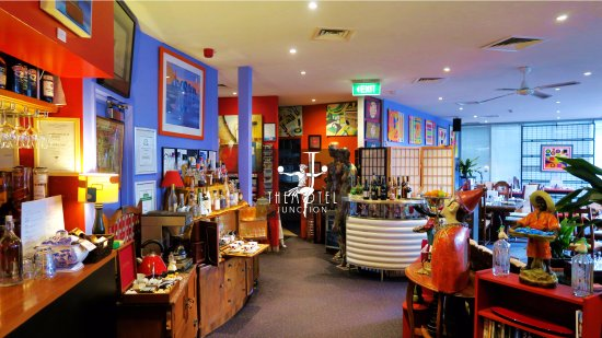 Junction Motel and Function Room - Lightning Ridge Tourism