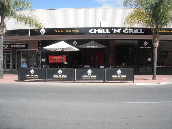 Chill n Grill - Lightning Ridge Tourism