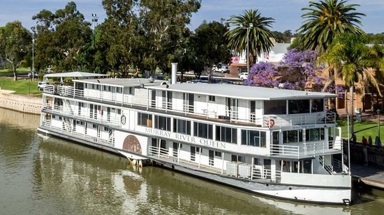 Murray River Queen - Lightning Ridge Tourism