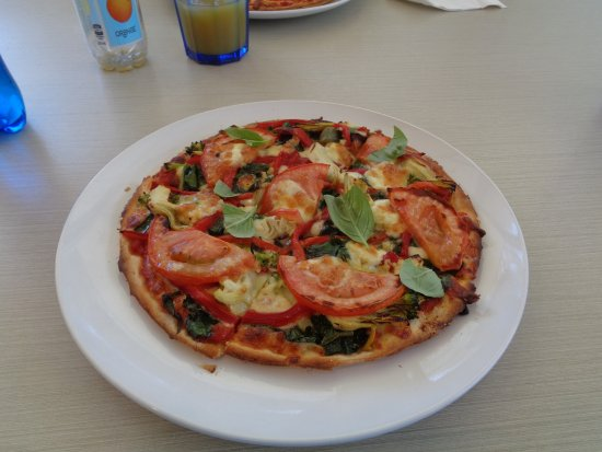 Saltwater Cafe Pizza - Lightning Ridge Tourism