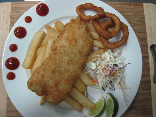 Seafood Tale Fish  Chips Cafe - Lightning Ridge Tourism