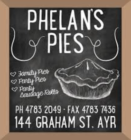 Phelan's Pies - Lightning Ridge Tourism