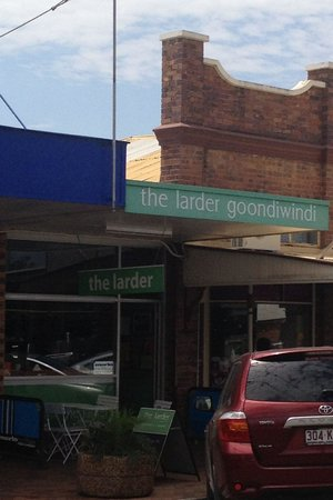 The Larder - Lightning Ridge Tourism