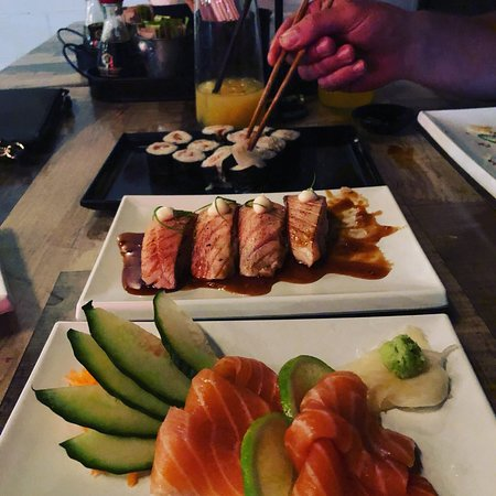 Ginja Ninja Sushi Cafe - Lightning Ridge Tourism
