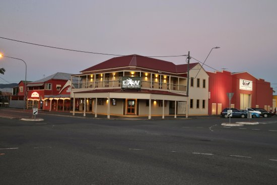 Great Western Hotel - Lightning Ridge Tourism
