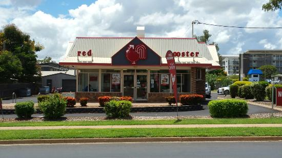 Red Rooster - Lightning Ridge Tourism