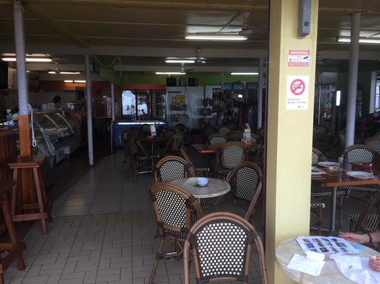 Seaview Deli Cafe - Lightning Ridge Tourism