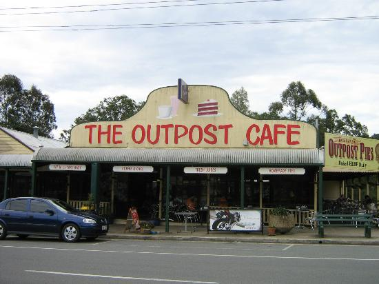 The Outpost Cafe - Lightning Ridge Tourism