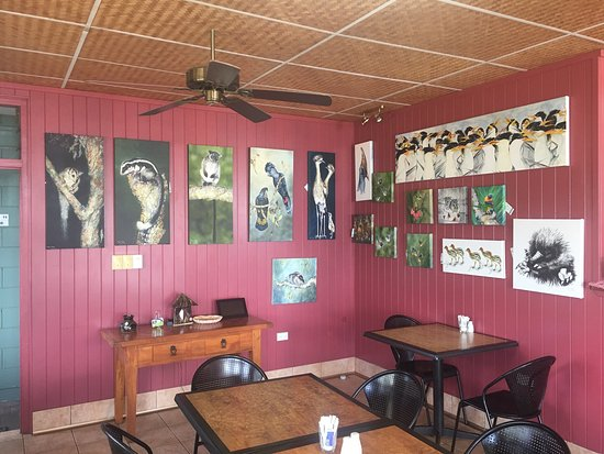 Vivia Cafe - Lightning Ridge Tourism