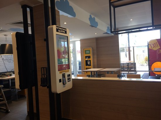 McDonald's Glenmore - Lightning Ridge Tourism