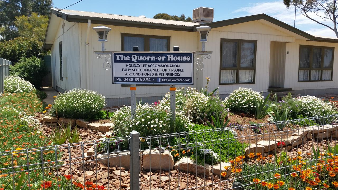 The Quorn-er House - Lightning Ridge Tourism