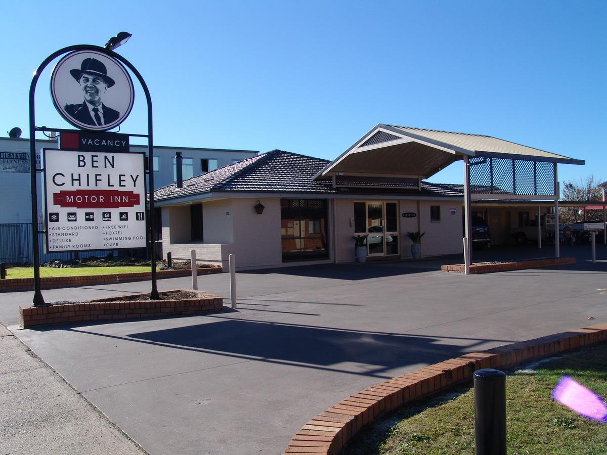 Ben Chifley Motor Inn - Lightning Ridge Tourism