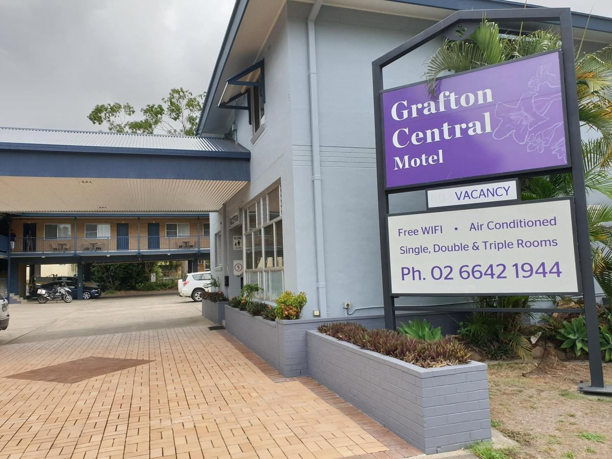 Grafton Central Motel - Lightning Ridge Tourism