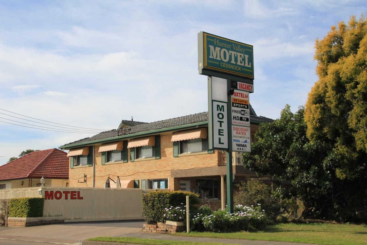 Hunter Valley Motel - Lightning Ridge Tourism
