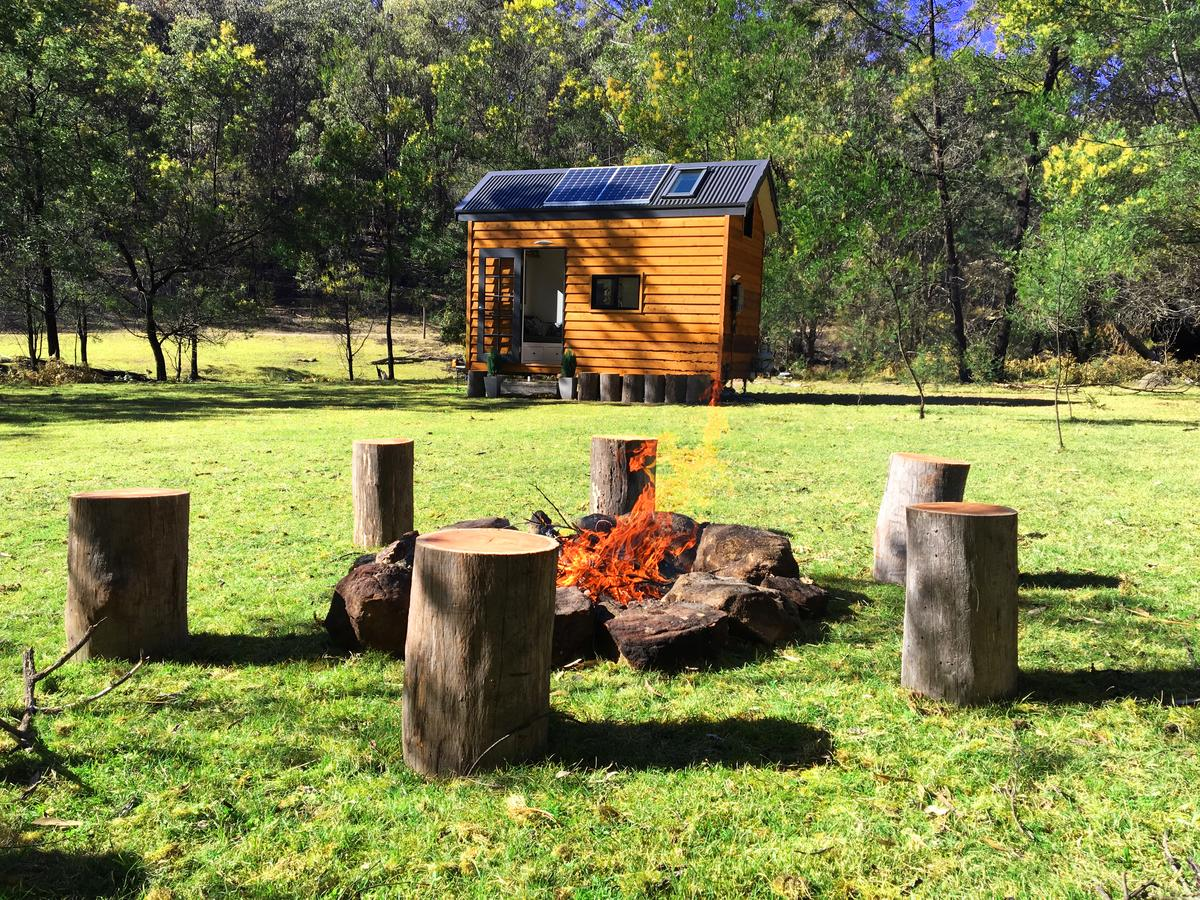 Christopher Tiny House - Lightning Ridge Tourism