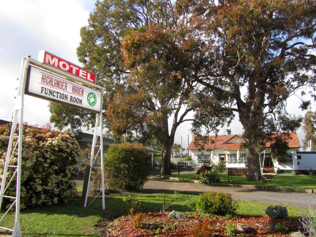 Highlander Haven Motel - Lightning Ridge Tourism